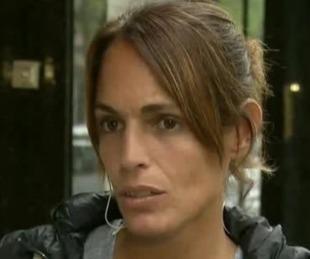 foto: Detuvieron a la ex de Sergio Denis por intentar robar en un shopping