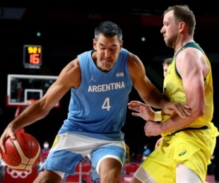 foto: En la despedida de Scola, Argentina quedó eliminada en básquet