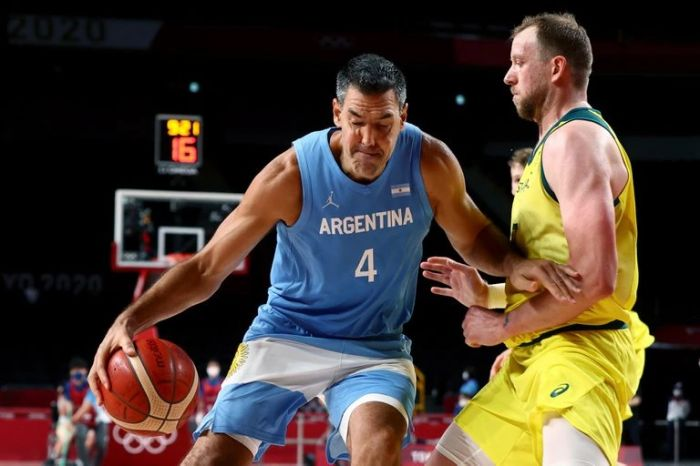 En la despedida de Scola, Argentina quedó eliminada en básquet