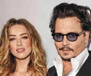 foto: Johnny Depp ganó un juicio contra su exesposa Amber Heard