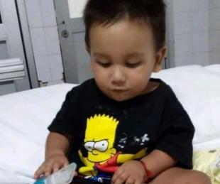 foto: Otro niño correntino necesita el medicamento más caro del mundo
