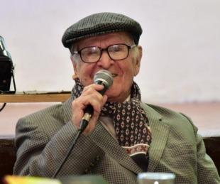 foto: Falleció el reconocido periodista y escritor Froilán Blanco