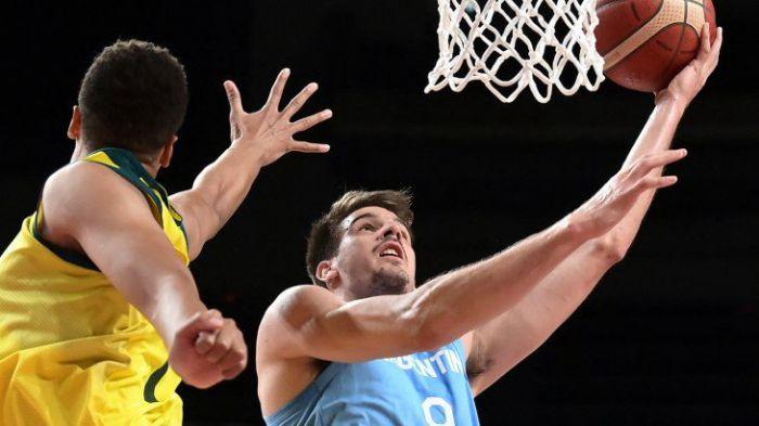 Argentina pierde ante Australia en busca de las semifinales de básquet