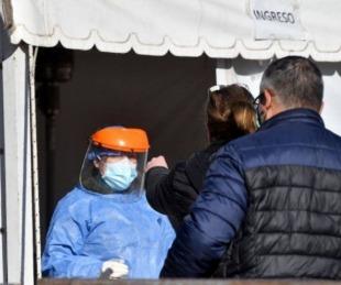 foto: Coronavirus en Argentina: 14.850 casos y 405 muertos