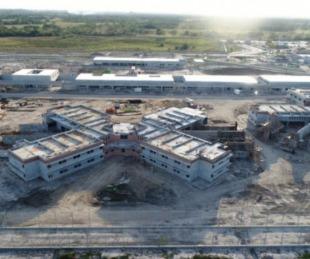foto: La nueva Unidad Penal tendrá una capacidad para 720 internos
