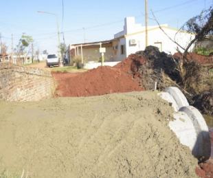 foto: Libres construye más infraestructura hídrica para el desarrollo de la Bicisenda