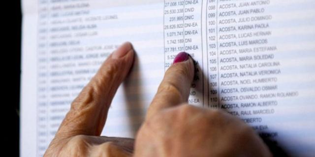 Elecciones en Corrientes: consultá aquí tu lugar de votación