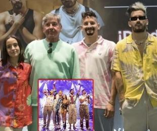 foto: La descomunal cifra que ganaron los Montaner en un show virtual