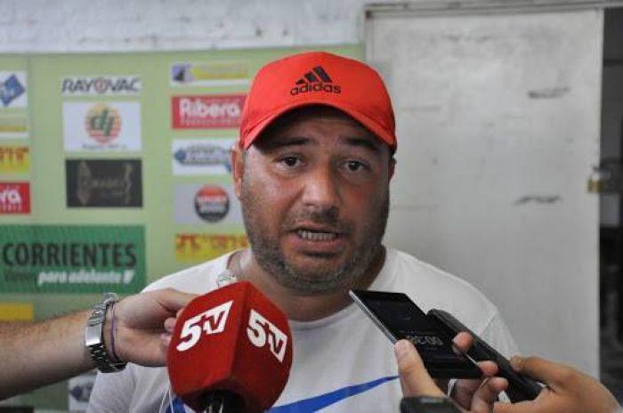 Yury Kordilas quedó a cargo de la presidencia de la Liga Correntina