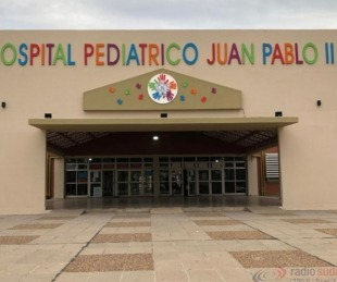 foto: Bebé de 8 meses con COVID-19 y fallo renal murió en el Pediátrico