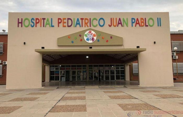 Bebé de 8 meses con COVID-19 y fallo renal murió en el Pediátrico