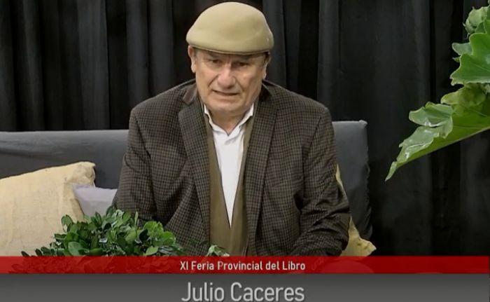 Julio Cáceres: La pandemia trajo la posibilidad de interiorizarse más en uno