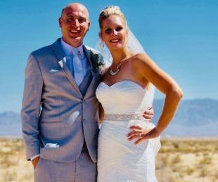 foto: Una mujer intentó arruinarle la boda a su hijo por problemas con su nuera