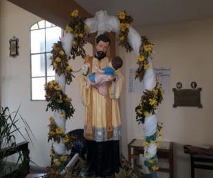 foto: La fiesta de San Cayetano será local y con misas por redes sociales