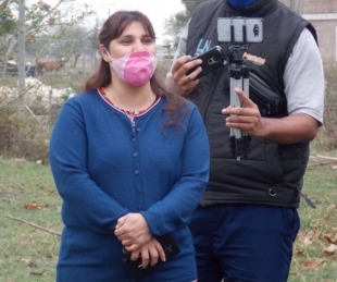 foto: Lavalle: El municipio apoya a las víctimas de violencia de género