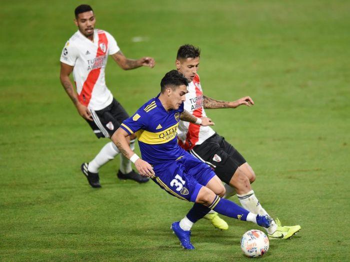 River y Boca protagonizan el Superclásico en Copa Argentina