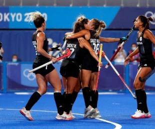 foto: Las Leonas vencieron por 2-1 a India y jugarán por la medalla dorada