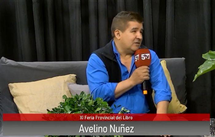 Avelino Núñez: Es importante acariciar el alma de los escritores