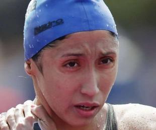 foto: Cecilia Biagioli es la primera argentina en competir en cinco JJOO