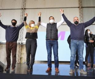 foto: Eco+Vamos Corrientes presentó a sus candidatos en Virasoro