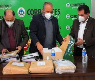 foto: Provincia licitó las obras de la Red Integral de Cloacas para Riachuelo
