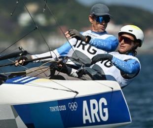 foto: Lange y Carranza confirmaron que se separan como dupla
