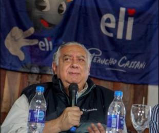 foto: Pedro Cassani dejó inaugurada una nueva sede de ELI en Perugorría