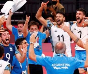 foto: J.J.O.O: Argentina logró un bronce histórico al vencer a Brasil por 3-2