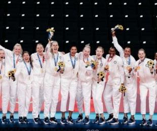 foto: Tokio 2020: Estados Unidos dominó en el medallero olímpico ante China