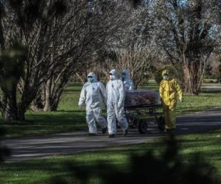 foto: Argentina: Por qué sigue siendo alta la cifra de muertes por COVID