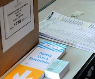 foto: Salteños irán a las urnas el domingo para elegir senadores y diputados