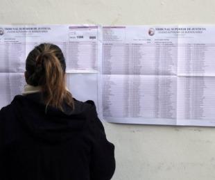 foto: Dónde voto: consultá el padrón para las elecciones nacionales