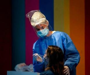 foto: Coronavirus en Argentina: 8.472 contagios y 246 muertes