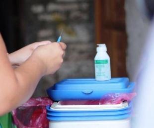 foto: Completarán esquemas de vacunación en barrios de la Capital