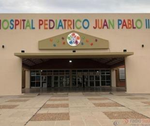 foto: Hay tres menores con Covid en el Pediátrico: uno está en Terapia