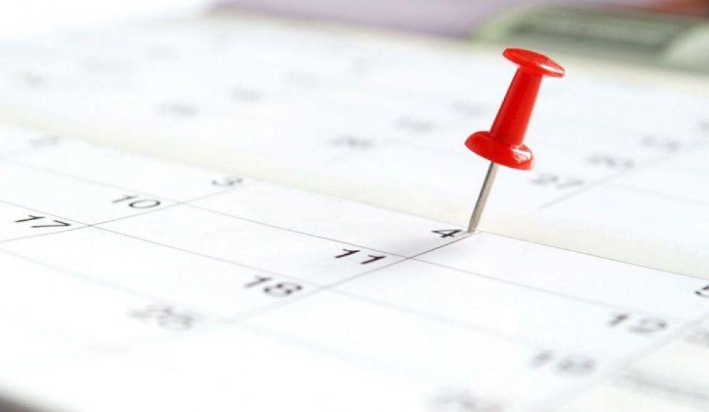 Calendario: ¿Cuándo será el próximo feriado en la Argentina?