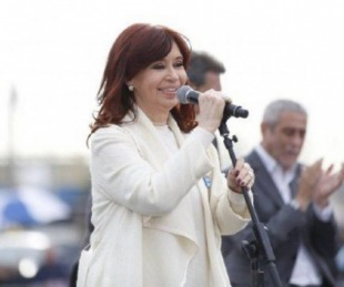 foto: Cristina sobre el Gobierno de Macri: