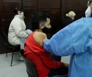 foto: Vacunación: habilitan turnos para Bonpland y Paso de la Patria