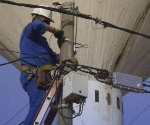 foto: Enacom y pyme local conectarán por fibra óptica a seis localidades