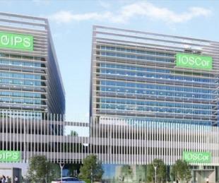 foto: IPS y IOSCOR se mudan al nuevo Centro Administrativo de Capital