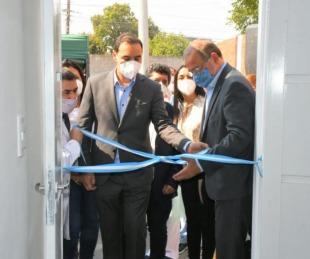 foto: Inauguraron de las refacciones integrales en el SAPS del Quinta Ferré