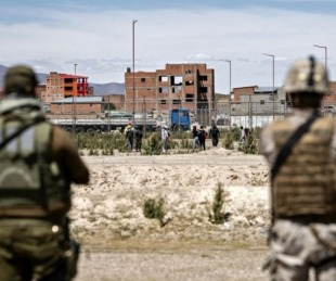 foto: Aumenta cruce ilegal de extranjeros a Chile: temen una crisis migratororia