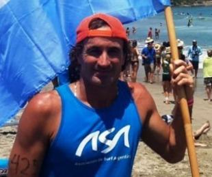 foto: México: Murió ahogado uno de los más famosos surfistas argentinos