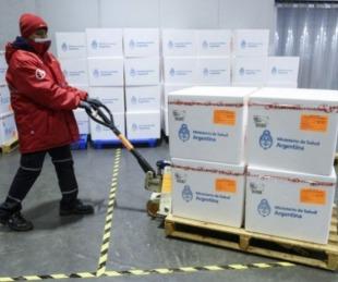 foto: Distribuirán 680 mil dosis de AstraZeneca en todo el país