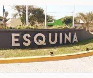 foto: Valdés anunció que la localidad de Esquina vuelve a Fase 5