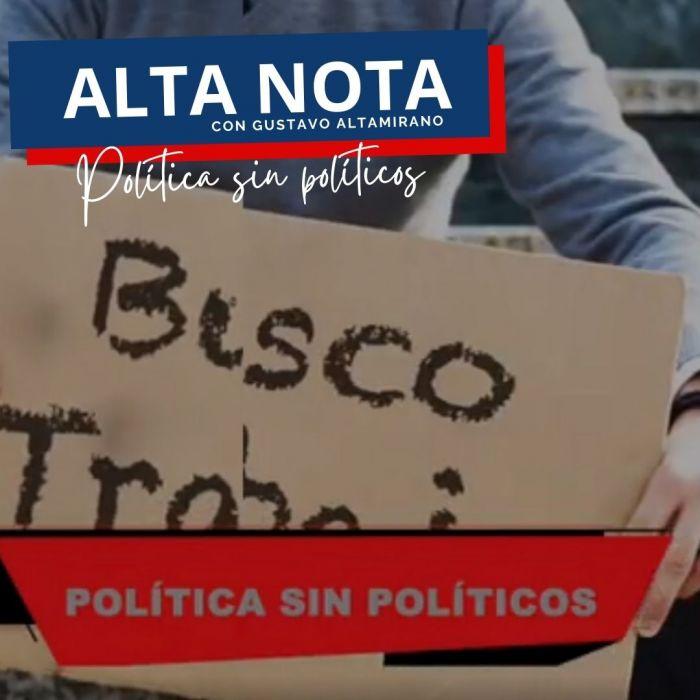 Alta Nota salió a la calle: qué le pide la gente a la clase política