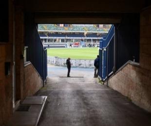 foto: Conmoción en el fútbol italiano:  el Chievo Verona dejó de existir
