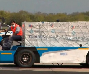 foto: Llegarán al país desde Rusia 650 mil dosis de Sputnik V