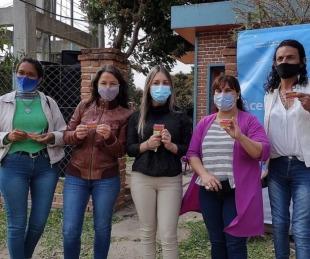 foto: Avanza en Lavalle el desarrollo igualitario con políticas de género