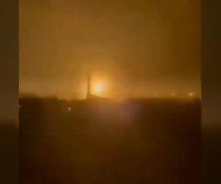 foto: Así fue una de las explosiones del doble atentado en Kabul